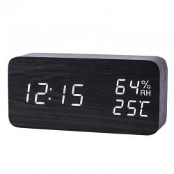 Horloge affichage électronique température et humidité
