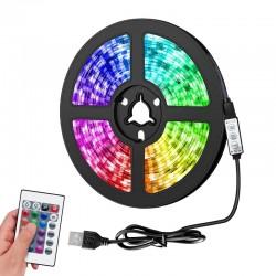 Bande LED Light 5M avec telecommande