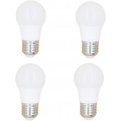 Pack 4 Lampes LED  5w
